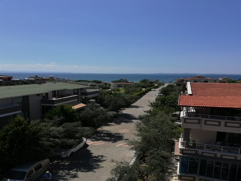 Çanakkale Ayvacık Küçükkuyu'da Satılık Dubleks Daire