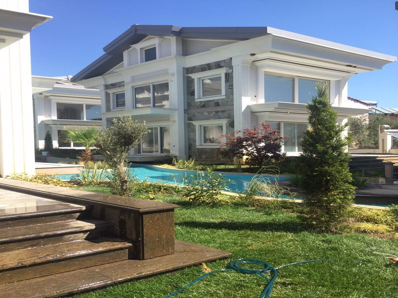 Çanakkale Ayvacık Küçükkuyu/Satılık Denize Sıfır Sitede Villalar